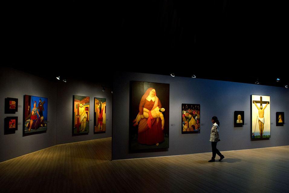 Fernando Botero, Via Crucis, the passion of Christ in Cali, department of Valle del Cauca, Colombia (8)