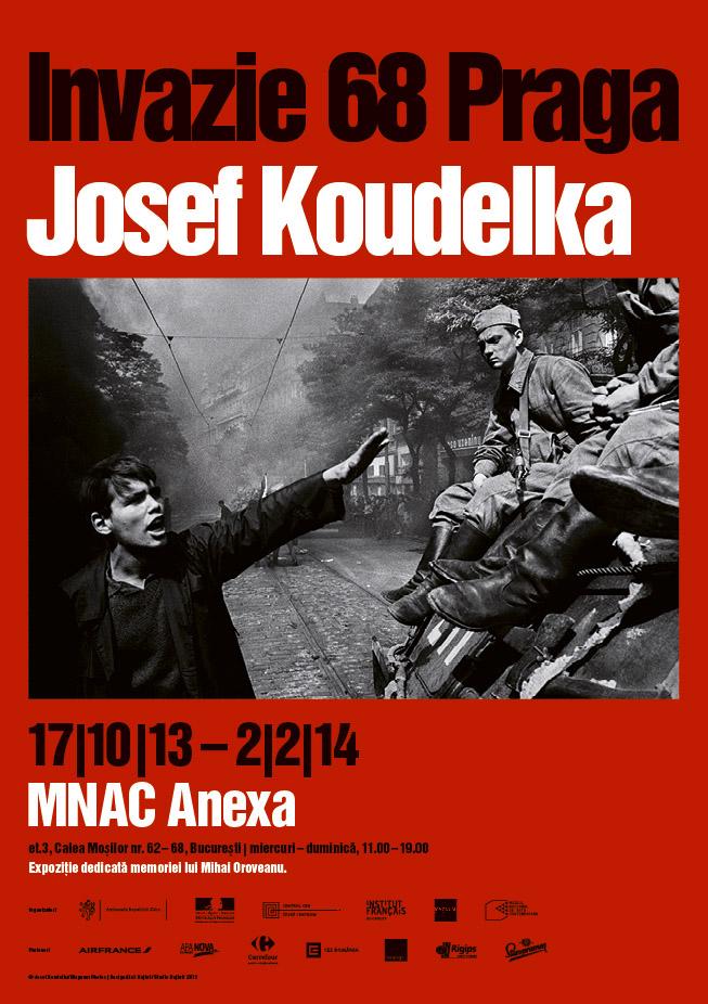 Josef Koudelka in Bucharest