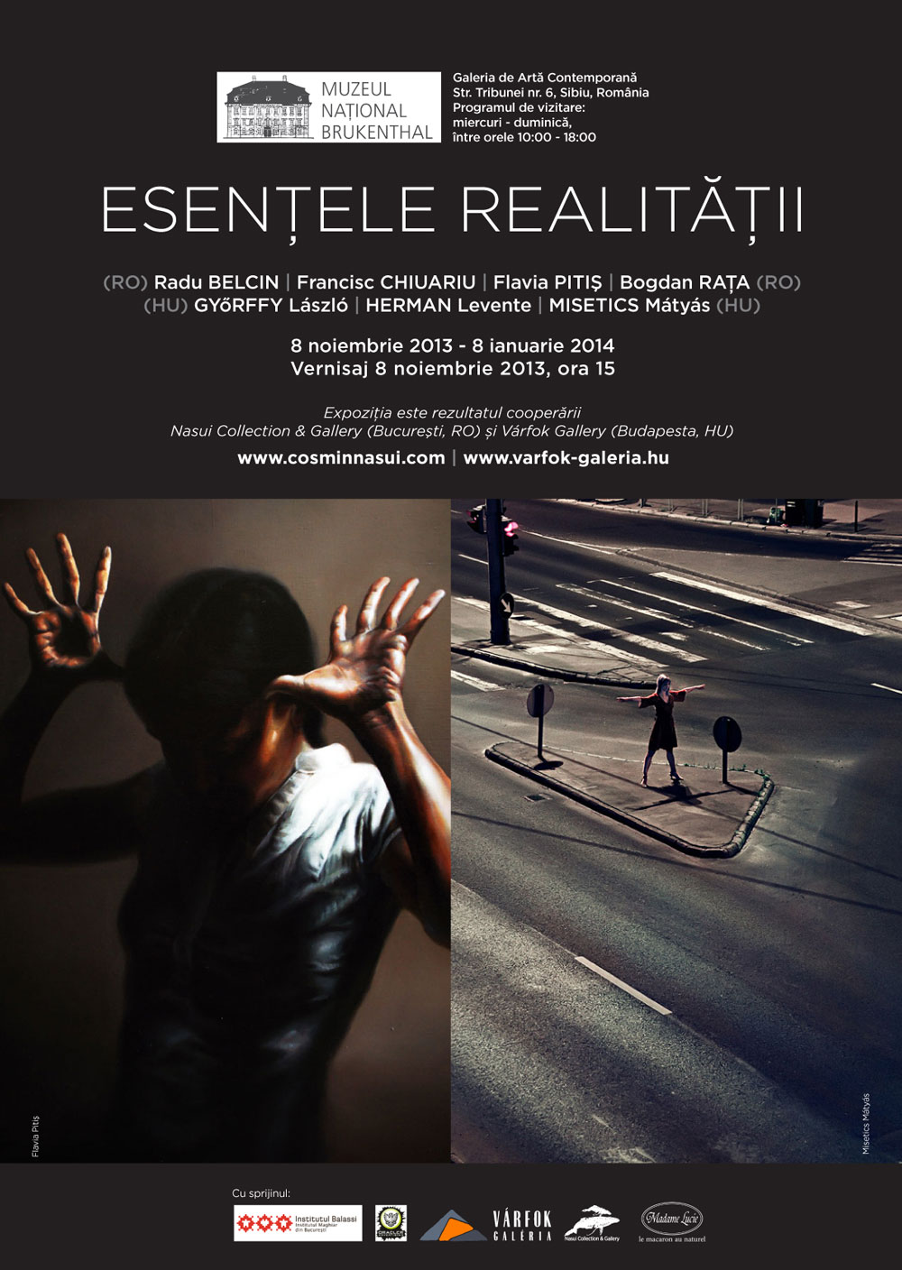 The-Essences-of-Reality,-Brukenthal-poster-RO