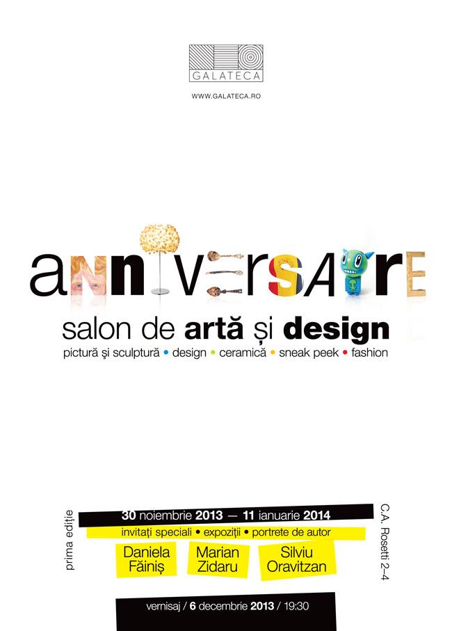 ANNIVERSAIRE_Salon de arta si design
