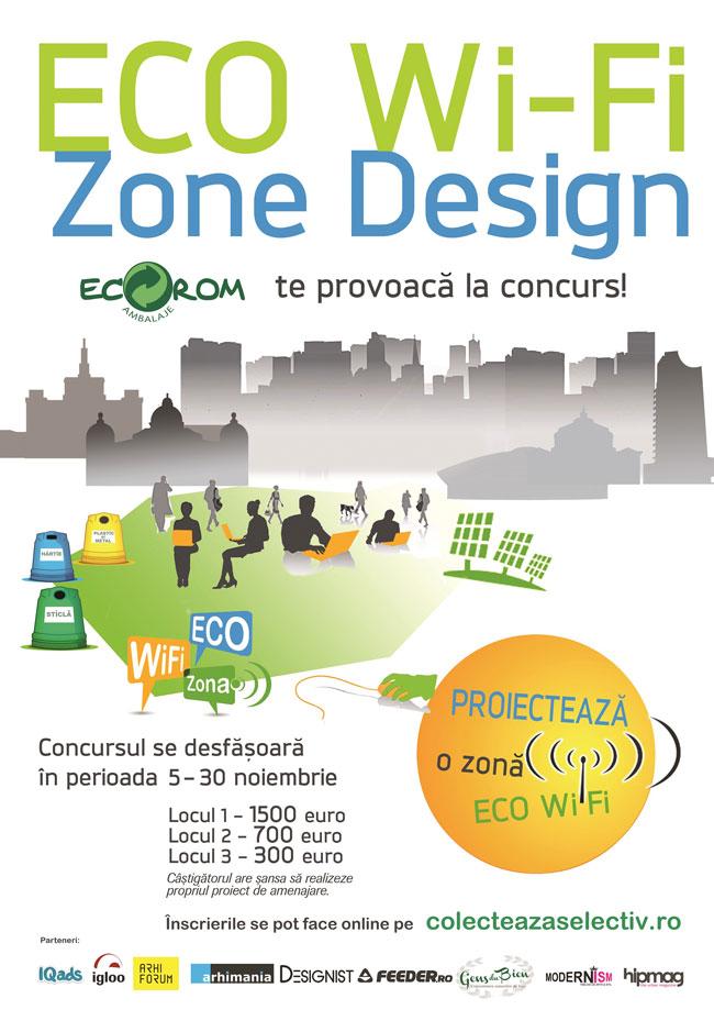 Eco-Wi-fi-Zone-Design
