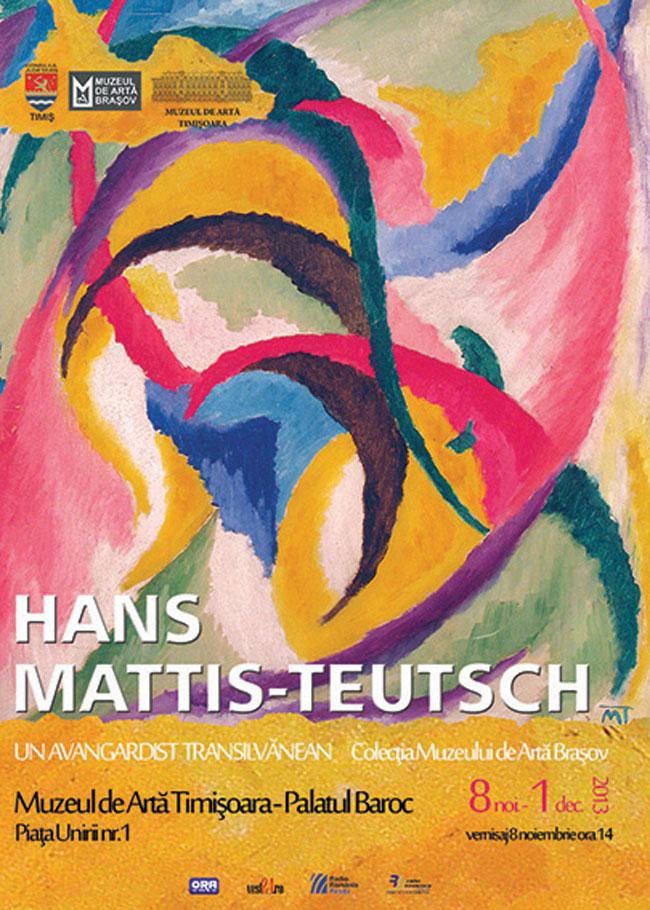 Muzeul de Arta Timisoara - Expozitie Hans Mattis-Teutsch