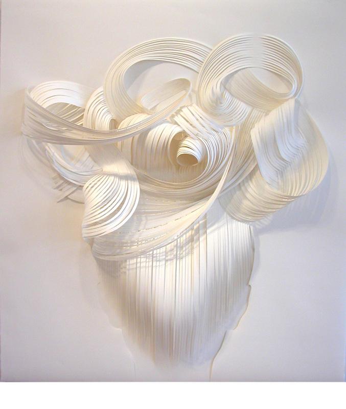 Paper Art by Cheong-ah Hwang (6)
