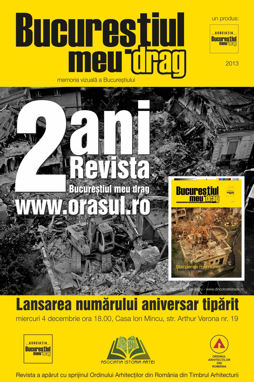 Revista Bucurestiul meu drag