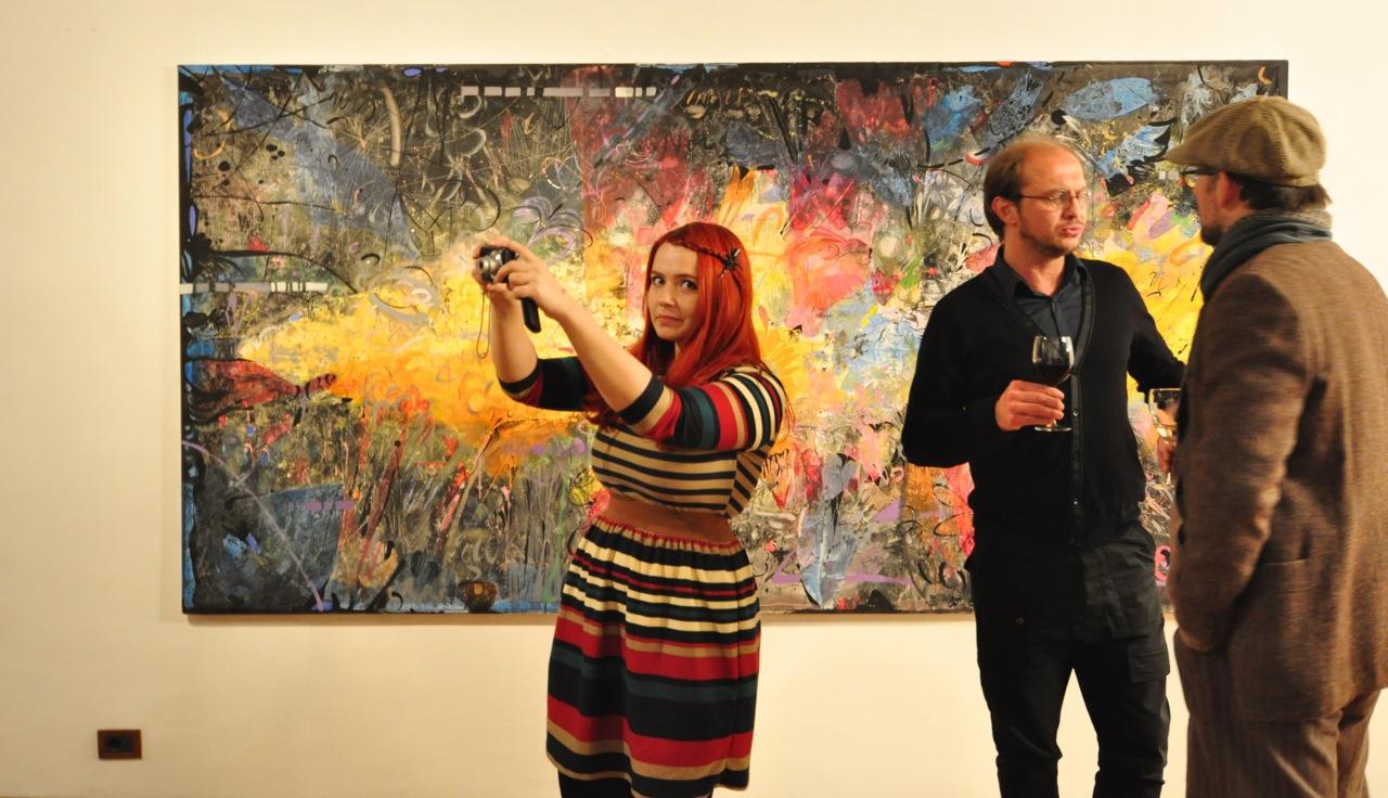 Romul Nutiu si Cristian Sida Multiverse @ 418 Contemporary Art Gallery, Bucuresti (1)