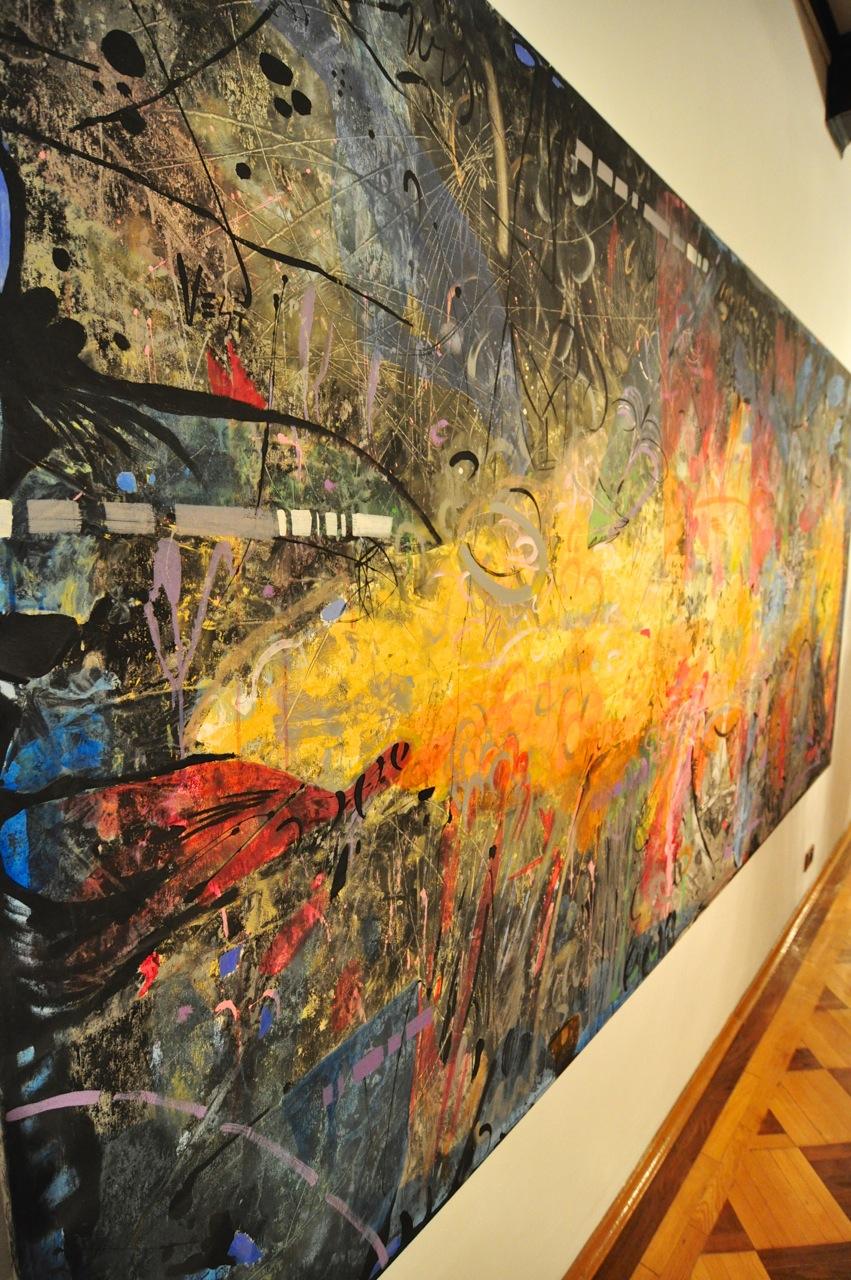 Romul Nutiu si Cristian Sida Multiverse @ 418 Contemporary Art Gallery, Bucuresti (2)