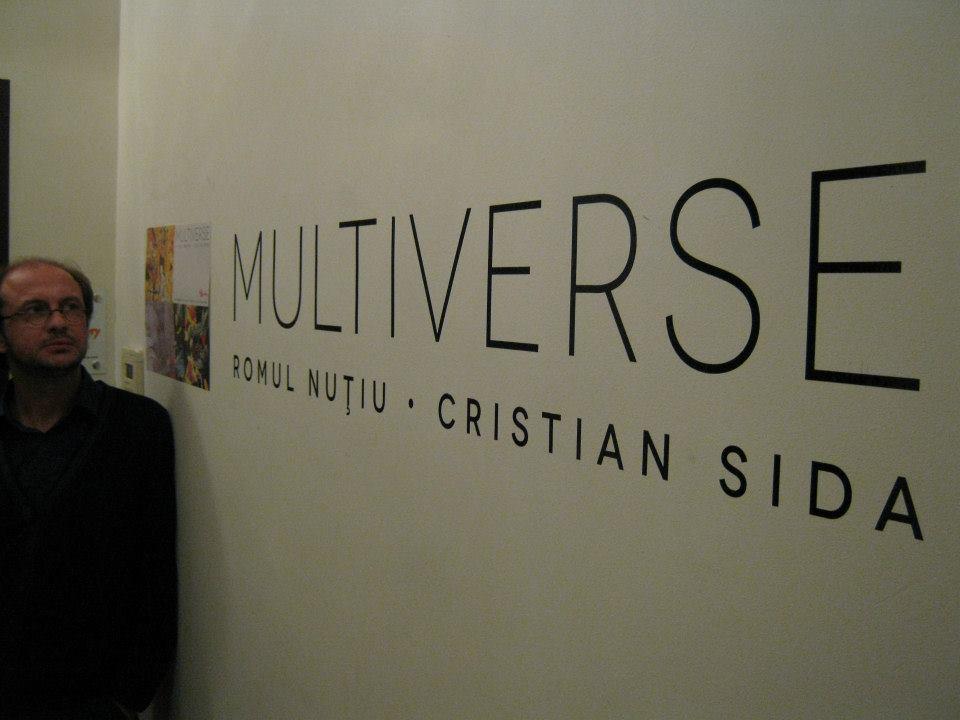 Romul Nutiu si Cristian Sida Multiverse @ 418 Contemporary Art Gallery, Bucuresti (3)