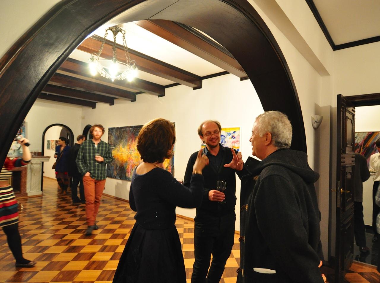 Romul Nutiu si Cristian Sida Multiverse @ 418 Contemporary Art Gallery, Bucuresti (4)