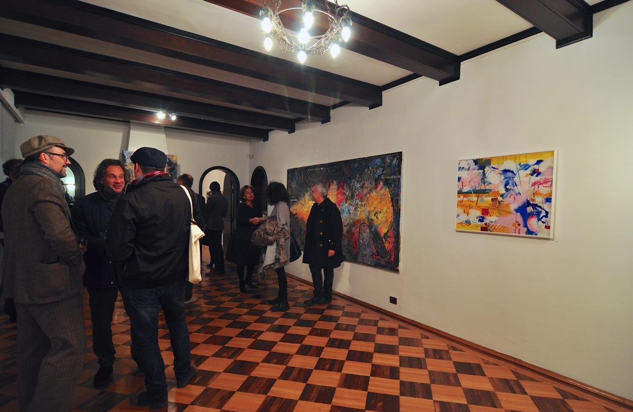Romul Nutiu si Cristian Sida Multiverse @ 418 Contemporary Art Gallery, Bucuresti (6)