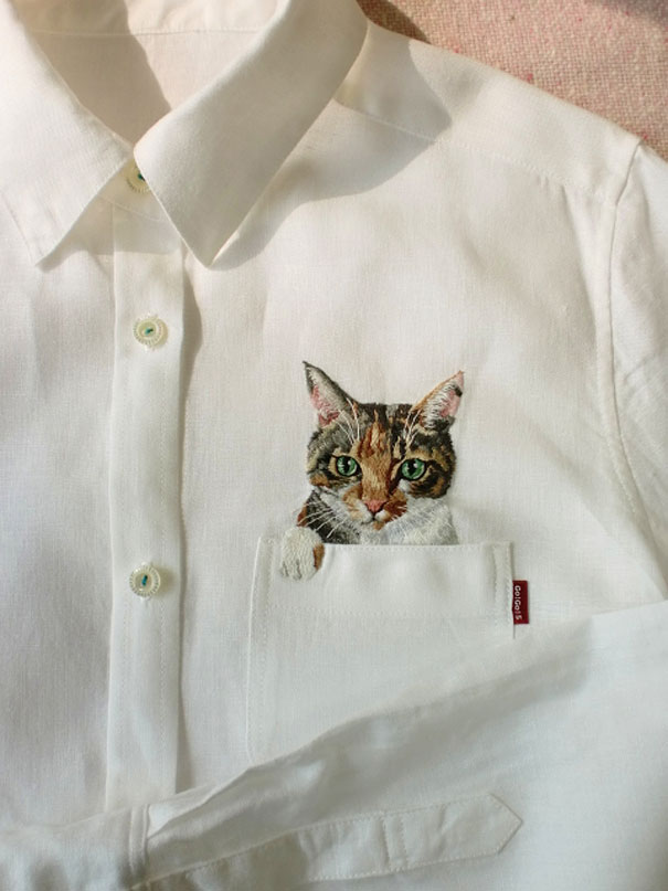 cats-embroidered-on-shirts-hiroko-kubota-3