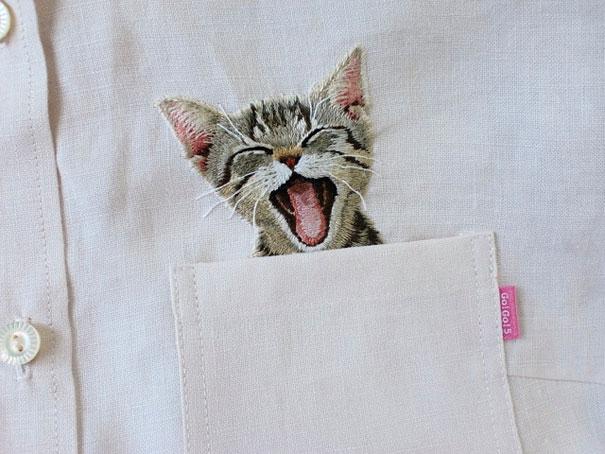 cats-embroidered-on-shirts-hiroko-kubota-5