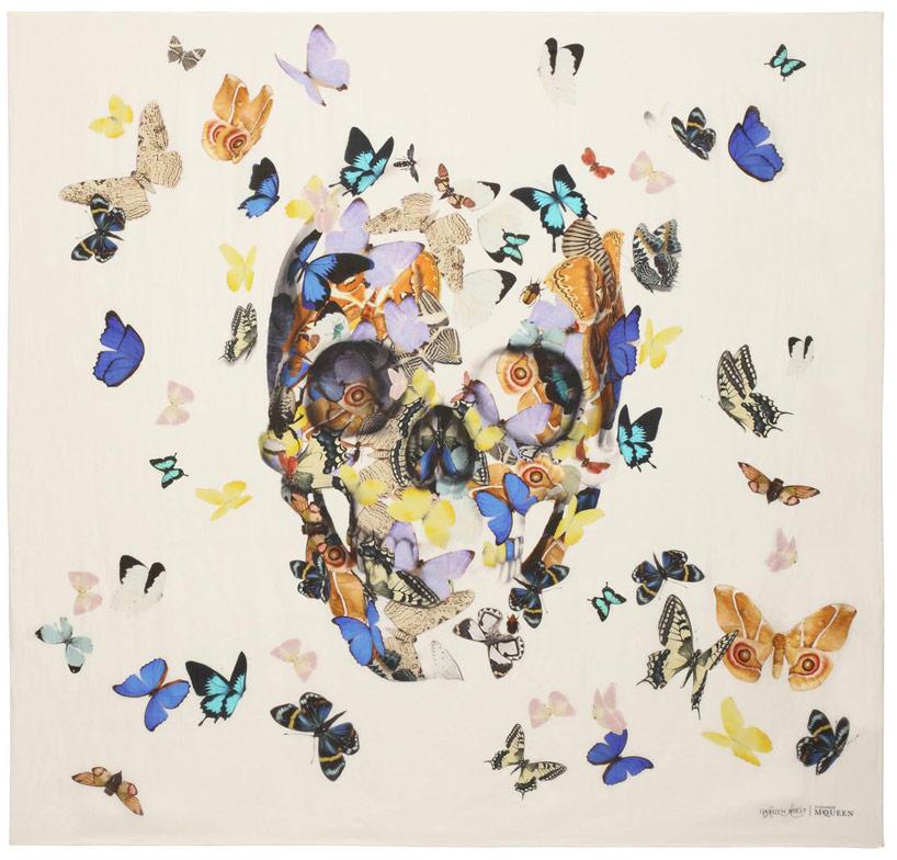 damien-hirst-alexander-mcqueen-unveil-skull-scarf-series-designboom-02
