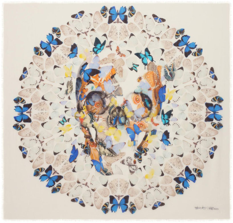damien-hirst-alexander-mcqueen-unveil-skull-scarf-series-designboom-23