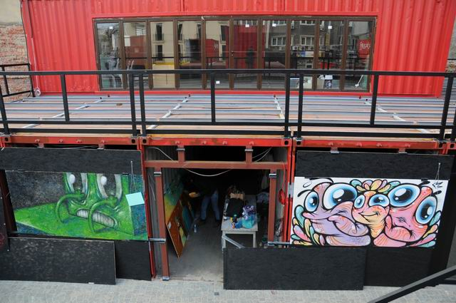 street art museum - centrul pop up bucuresti - foto lucian muntean  11
