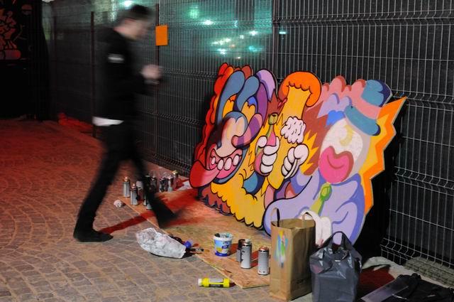 street art museum - centrul pop up bucuresti - foto lucian muntean  21