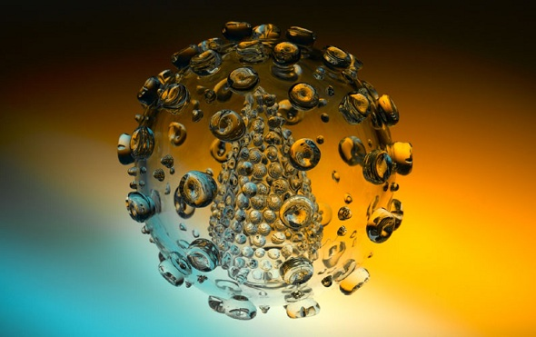 Truly-Breathtaking-Glass-Sculptures-Of-Deadly-Viruses-By-Luke-Jerram-2