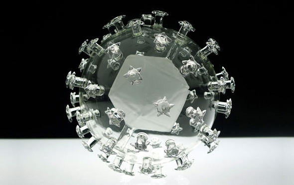 Truly-Breathtaking-Glass-Sculptures-Of-Deadly-Viruses-By-Luke-Jerram-5