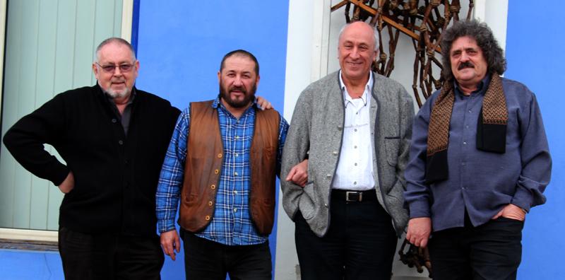 Marcel Lupse Maxim Dumitras George Lecca Stefan Pelmus