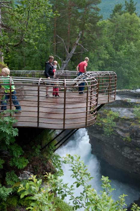 Photo: Jiri Havran_Architect Jensen and Skodvin_Gudbrandsjuvet