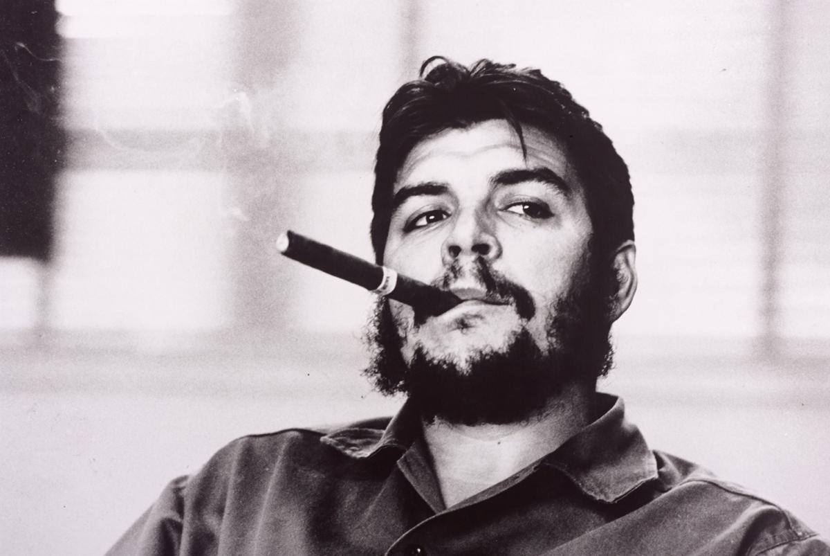 Rene Burri_ErnestoCheGuevara_Cuba_1963_copyright_ Rene Burri _Magnum Photos