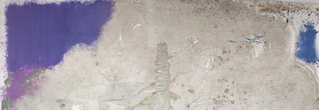 Cloud,-acrylic-on-paper,-150x50-cm,-2014
