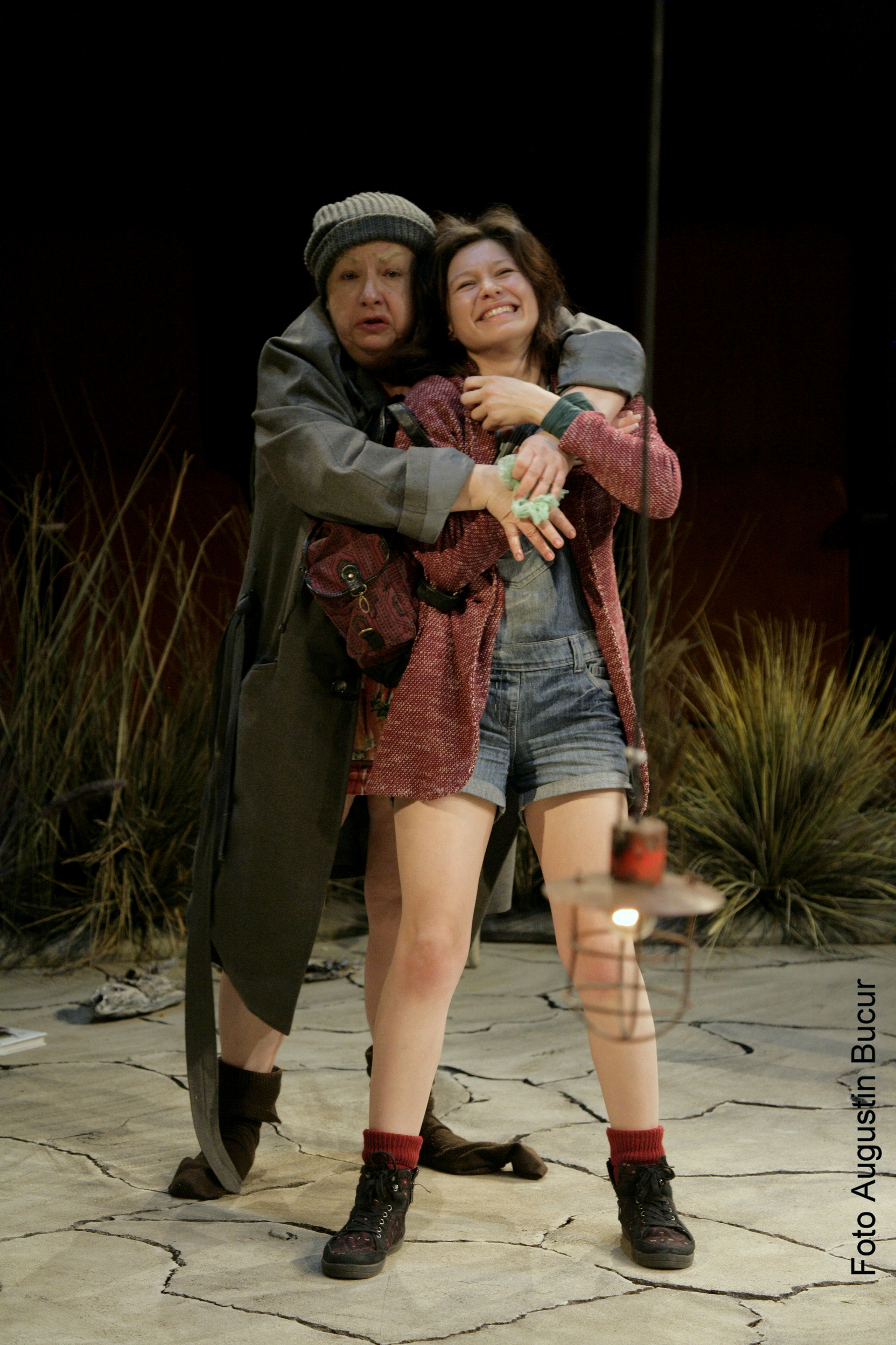 Premiera regizorului Radu Afrim cu piesa Hoti de Dea Loher la Teatrul National din Bucuresti (7)