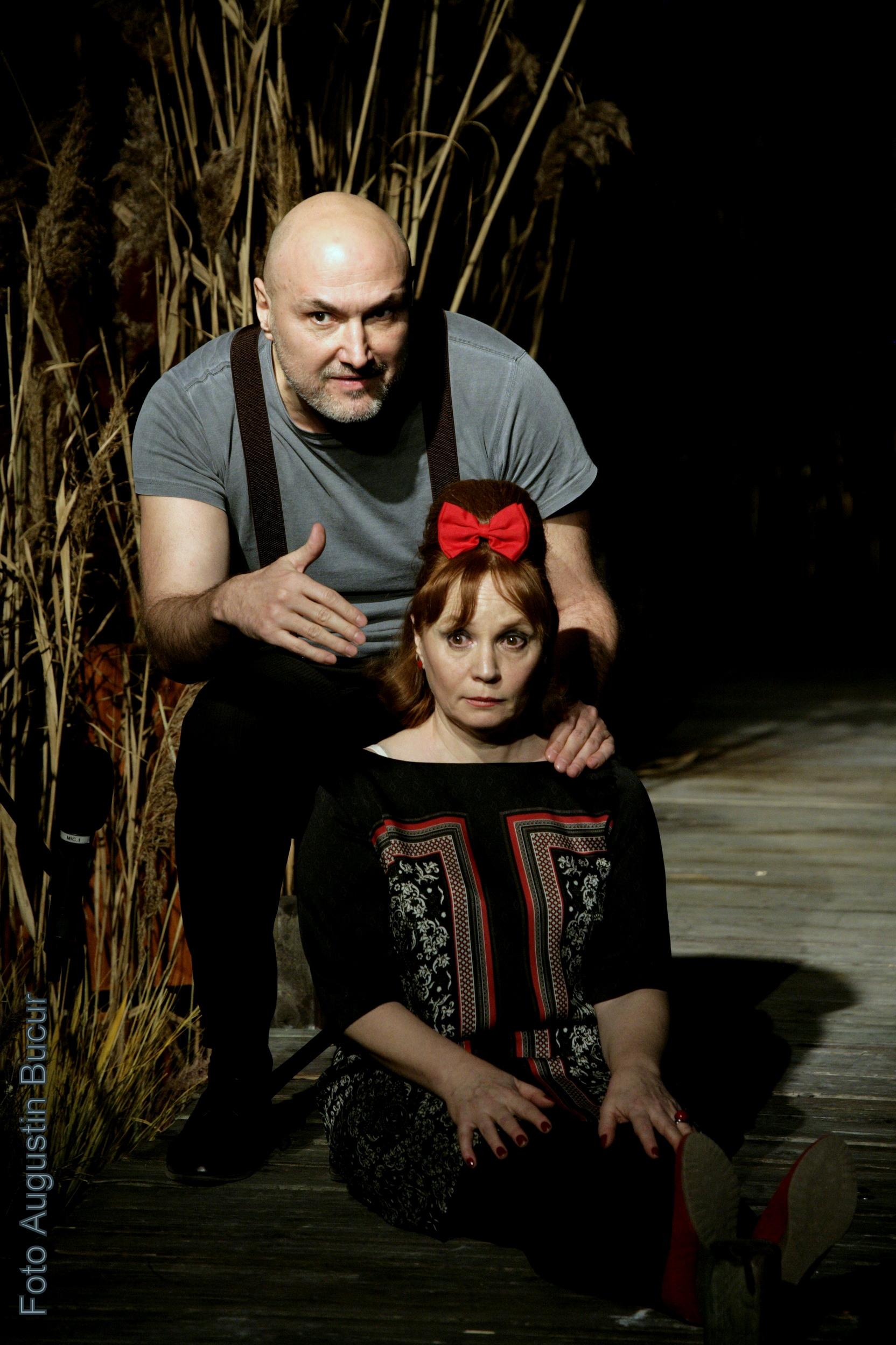 Premiera regizorului Radu Afrim cu piesa Hoti de Dea Loher la Teatrul National din Bucuresti (8)
