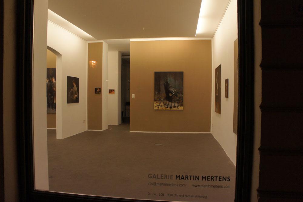 Radu Belcin, Frozen Silence @ Galerie Martin Mertens Berlin (3)