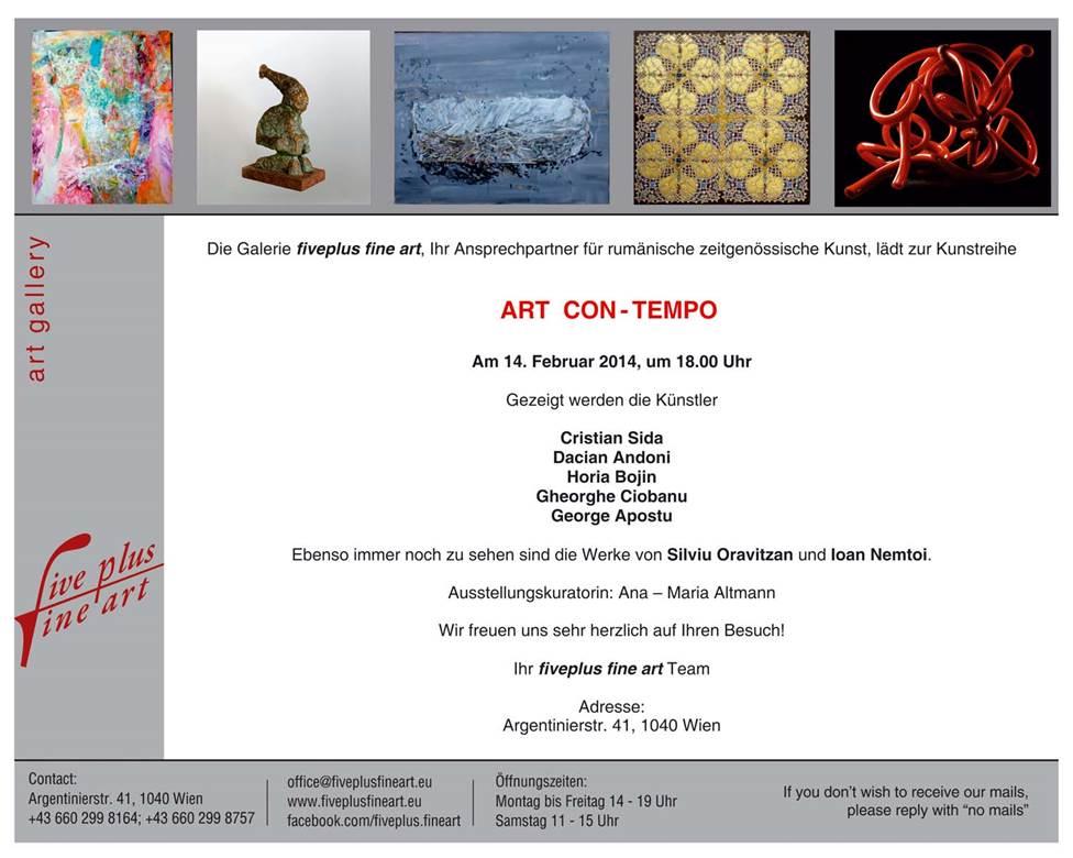 galeria Fiveplus Fine Arts din Viena (2)