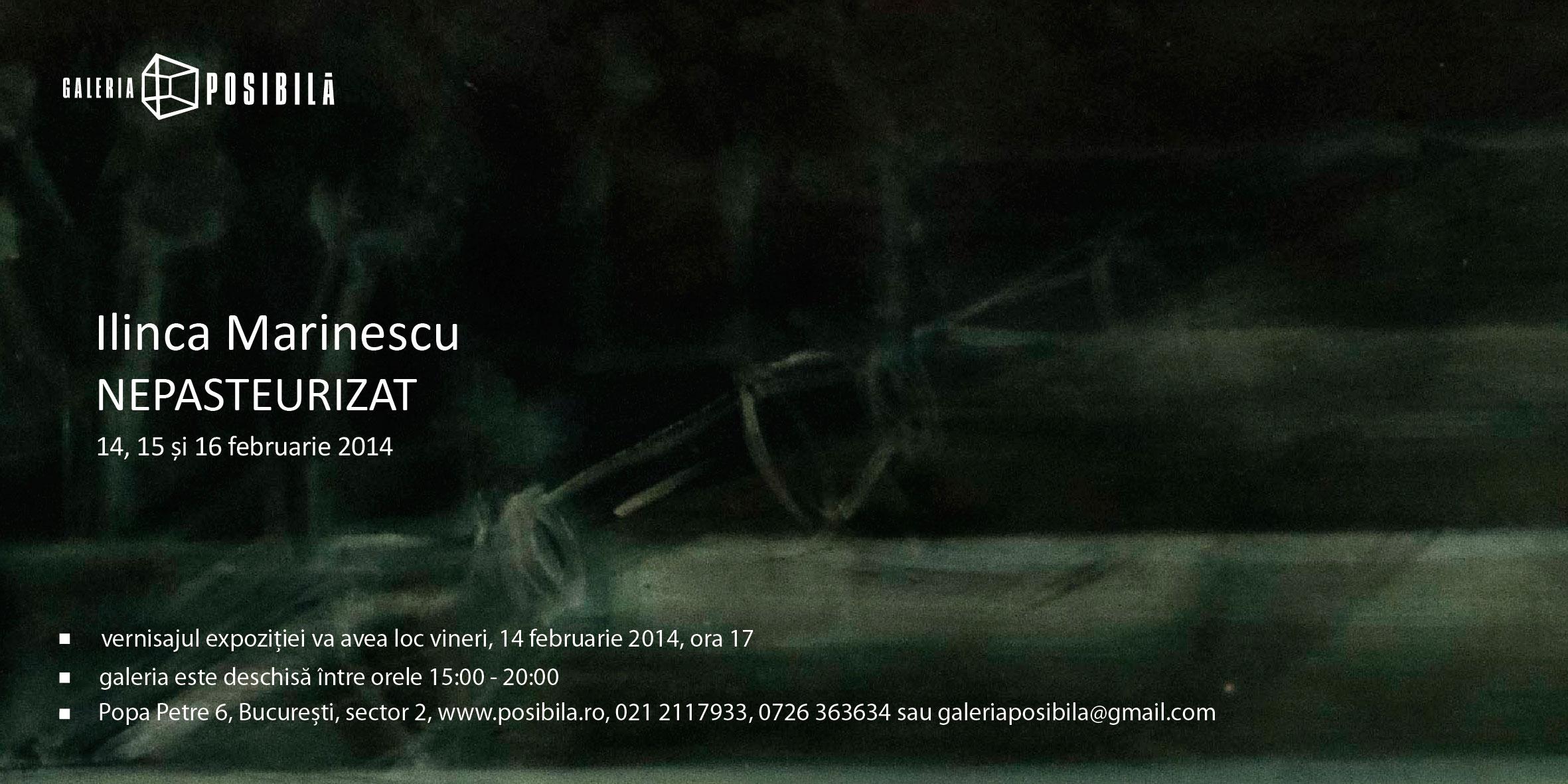 invitatie_GaleriaPosibila_Nepasteurizat