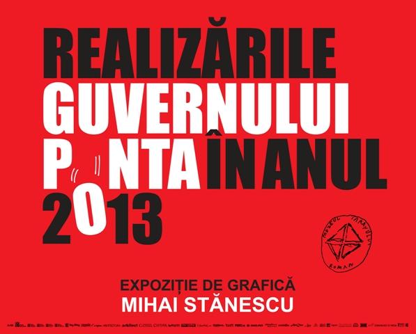 Afis_Expozitie Mihai Stanescu