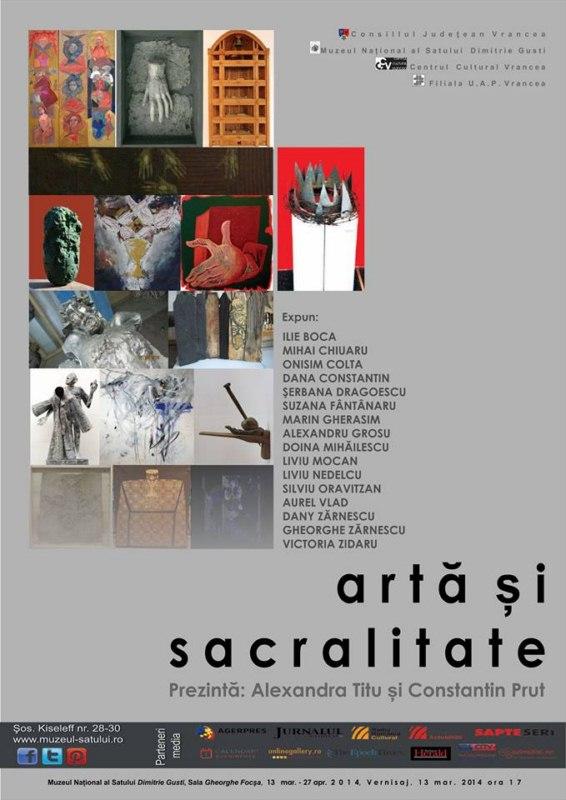 Arta si sacralitate @ Muzeul National al Satului Dimitrie Gusti