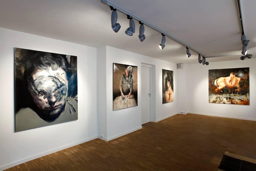 Flavia Pitis, Landscape over time @ Oxholm Gallery, Copenhagen (10)