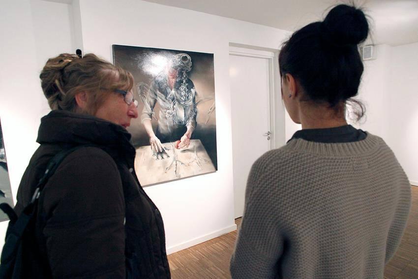 Flavia Pitis, Landscape over time @ Oxholm Gallery, Copenhagen (13)