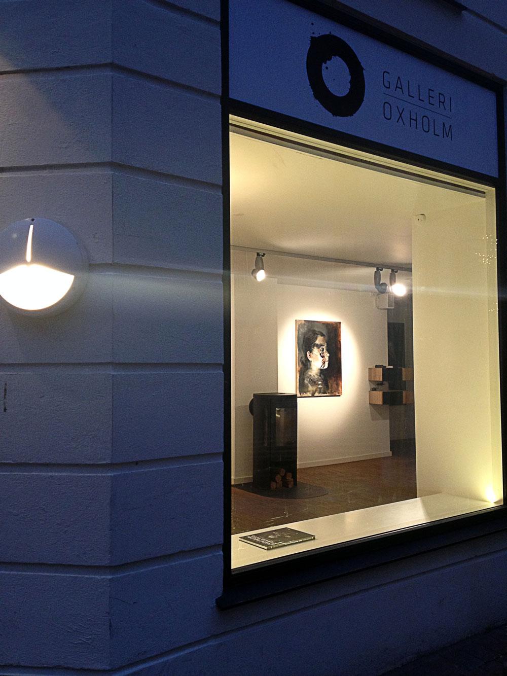 Flavia Pitis, Landscape over time @ Oxholm Gallery, Copenhagen (2)