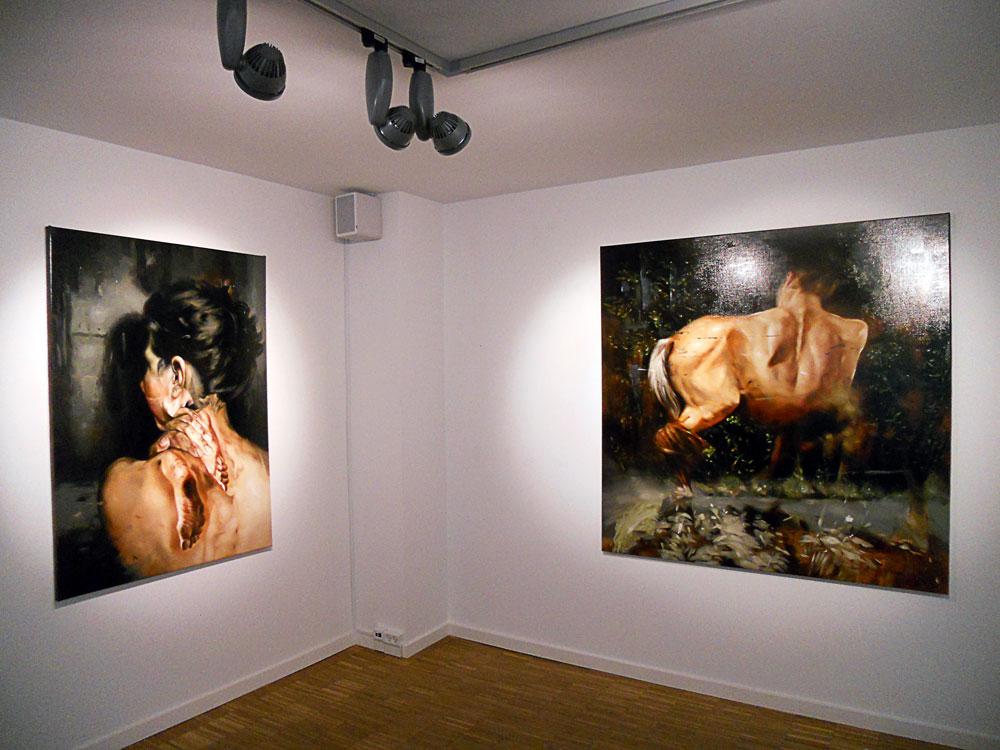 Flavia Pitis, Landscape over time @ Oxholm Gallery, Copenhagen (3)
