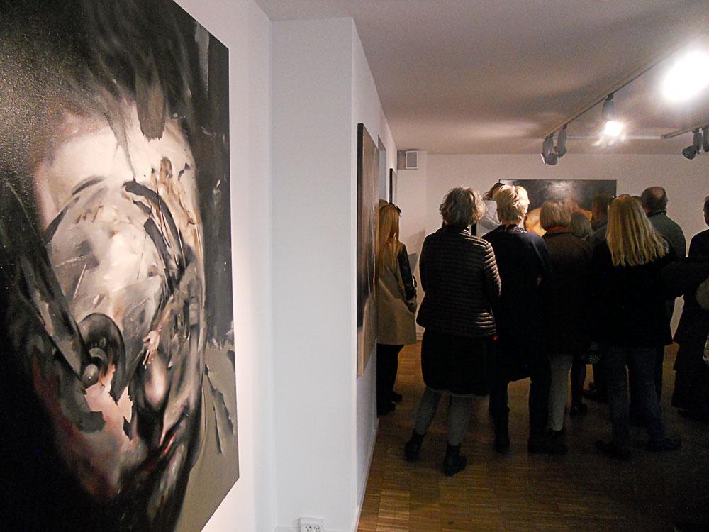 Flavia Pitis, Landscape over time @ Oxholm Gallery, Copenhagen (7)