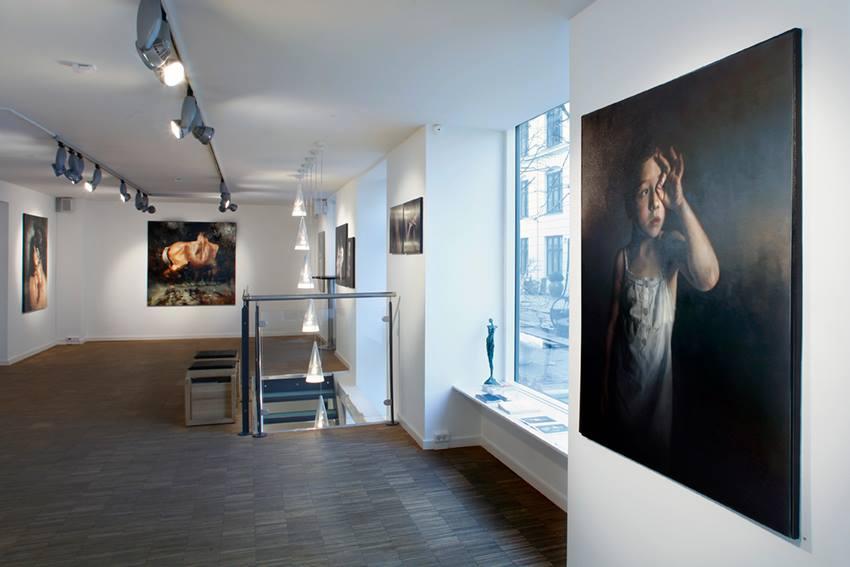 Flavia Pitis, Landscape over time @ Oxholm Gallery, Copenhagen (9)
