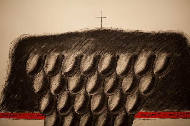 marian zidaru - victima - h art - foto pascal gravot haeberli 13