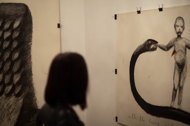 marian zidaru - victima - h art - foto pascal gravot haeberli 15