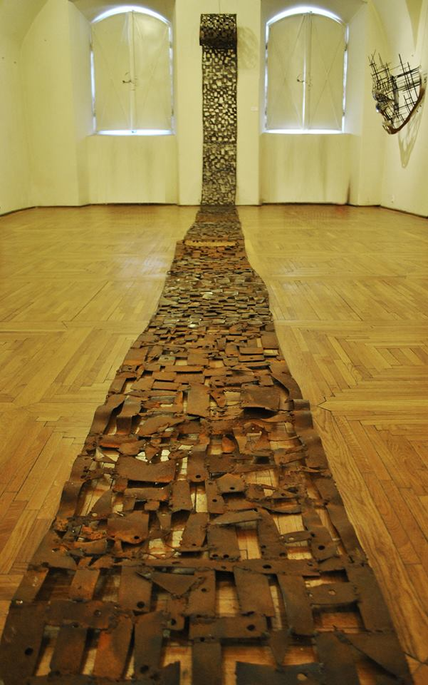trienala de tapiserie, sculptura si artele focului (10)