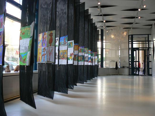 Anuala de arta pentru copii la Galateca, Bucuresti (1)