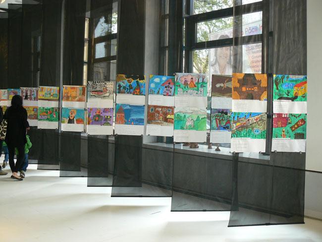 Anuala de arta pentru copii la Galateca, Bucuresti (5)