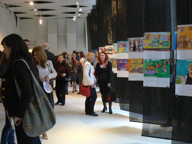 Anuala de arta pentru copii la Galateca, Bucuresti (7)