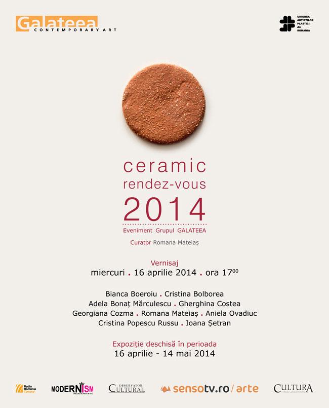 Ceramic rendez-vous