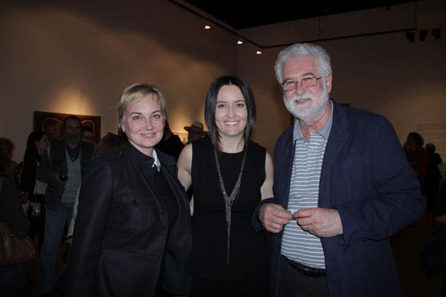 Corina Vintan, Amalia Nastase si Alexandru Ghildus