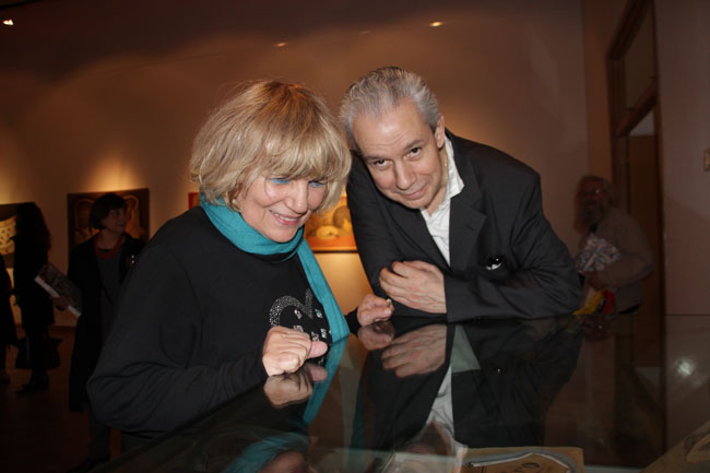 Doina Levintza si Constantin Pacea