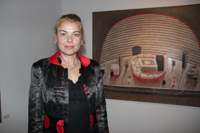 Florica Pacea, sotia lui Constantin Pacea