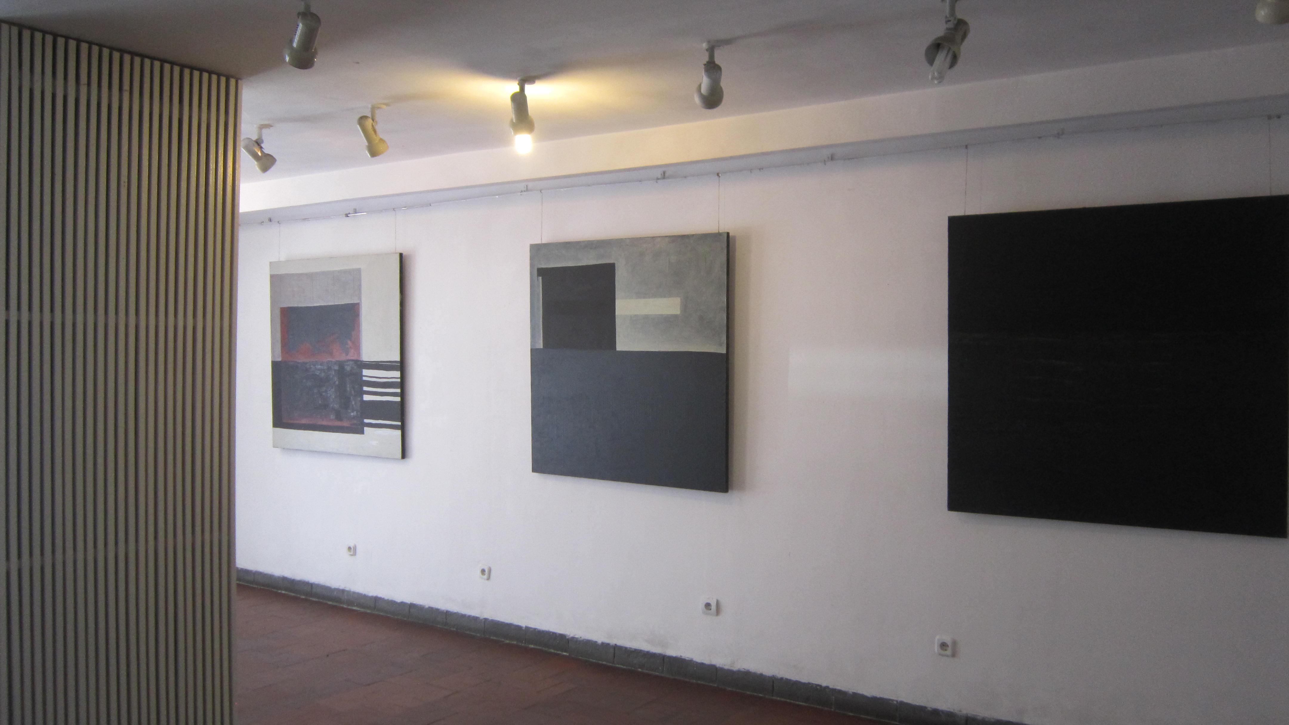 Gabriela Rusu si Marius Burhan, Corespondente formale @ Centrul Artelor Vizuale, Bucuresti, galerie de imagin  (5)