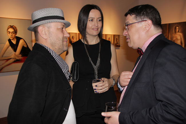 Liviu Mihaiu, Amalia Nastase si Virgil Stefan Nitulescu